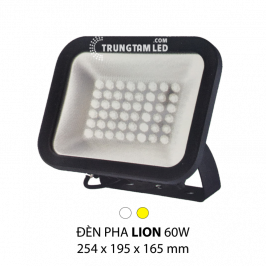 Lion PHA LED LION 60W - B8066
