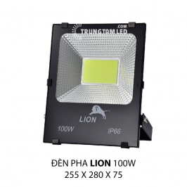 Lion ĐÈN PHA LED LION 100W