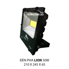 Lion ĐÈN PHA LED LION 50W